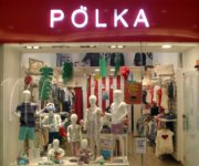 Polka Mercedes Shopping